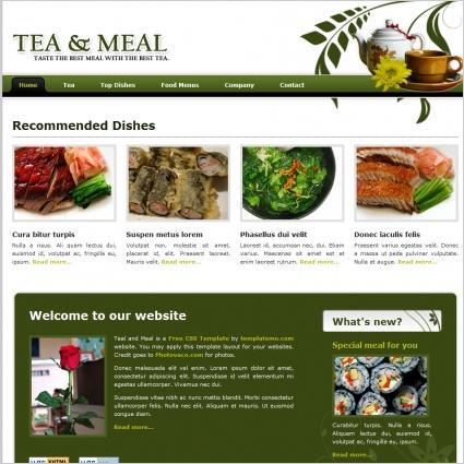 Website Resto