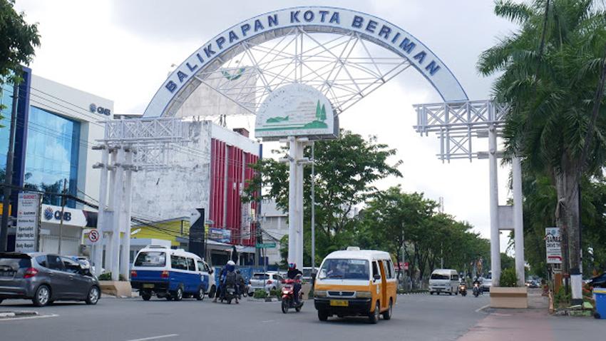 kota balikpapan Kaltim Kalimantan Timur